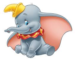 The power of self belief & Dumbo's magic feather