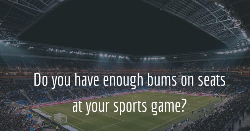 Would your sports team like a bigger fanbase?
